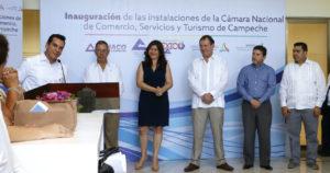 Inauguración de la CANACO - 10