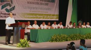 Graduación Generación 2014-2017 Conalep Cd. Carmen - 24