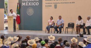 Entrega de Créditos en Benito Juárez-0198