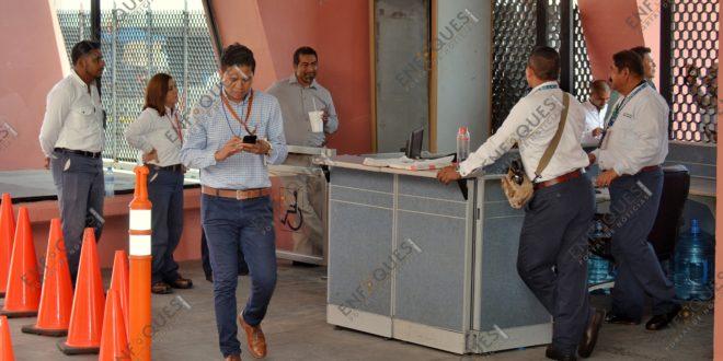 Brecha en la seguridad de Pemex.