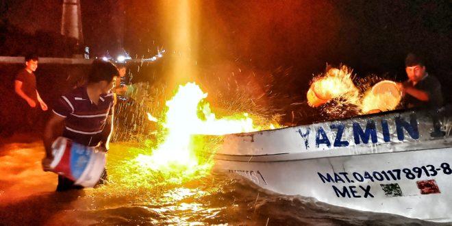 Temen pescadores de la Zanja por su seguridad.