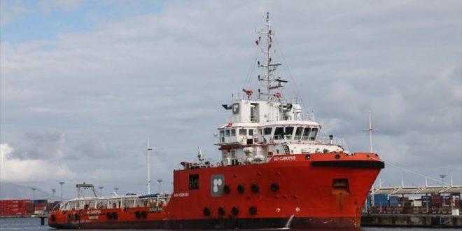 Barco de Marinsa asegurado por no comprobar procedencia de diésel.