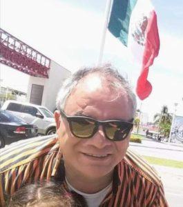 Marco Rodríguez quien laboraba en la Akal J.