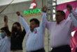 Luis García inicia campaña en Ciudad del Carmen